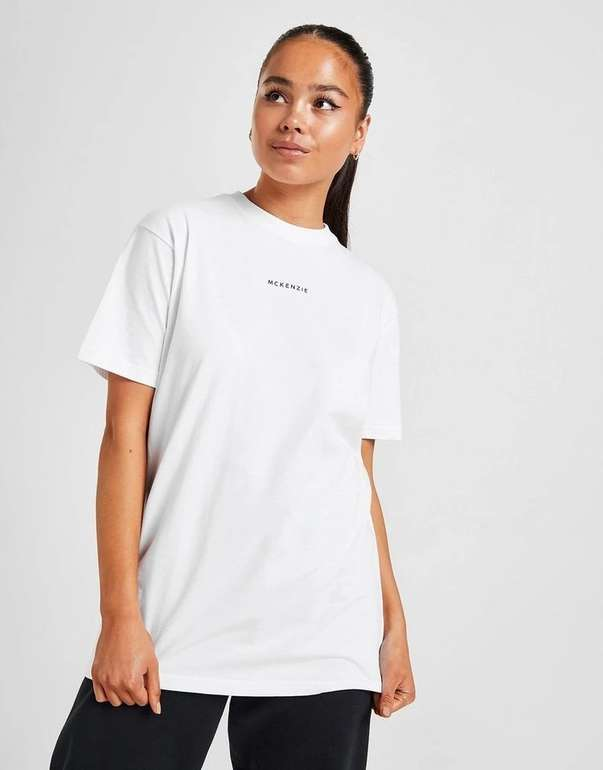 McKenzie Essential Boyfriend Damen T-Shirt in 4 Farben für je 8€ inkl. Versand (statt 23€)