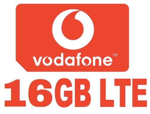 16GB Vodafone LTE DataGo L Tarif ca. 24,99€/Monat + 380€ Auszahlung