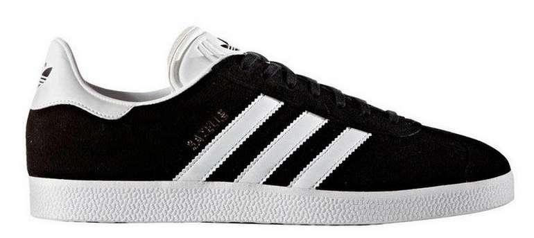 Adidas Gazelle Sneaker in navy/schwarz für 55,90€ inkl. Versand (statt 63€)