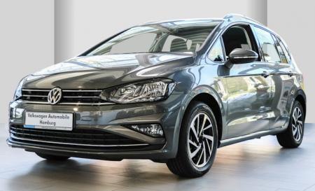 Privat+Gewerbe: VW Golf Sportsvan Comfortline 1.5 TSI ACT für 136,01€ mtl leasen