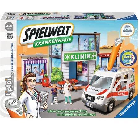 Ravensburger tiptoi Spielwelt Krankenhaus für 18,94€ inkl. VSK (statt 27€)