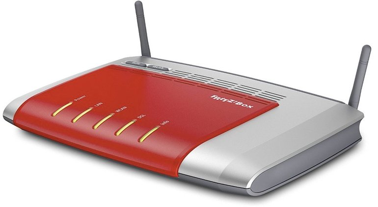 AVM FRITZ!Box 2170 Modem Router (ADSL, 4x LAN, USB) für 39,99€ (statt 54€)