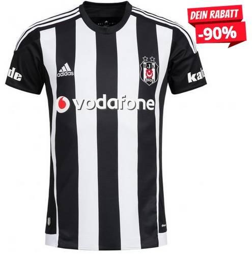 Besiktas Istanbul Adidas Auswärts-Trikot (AN5921) für 6,99€ + Versand