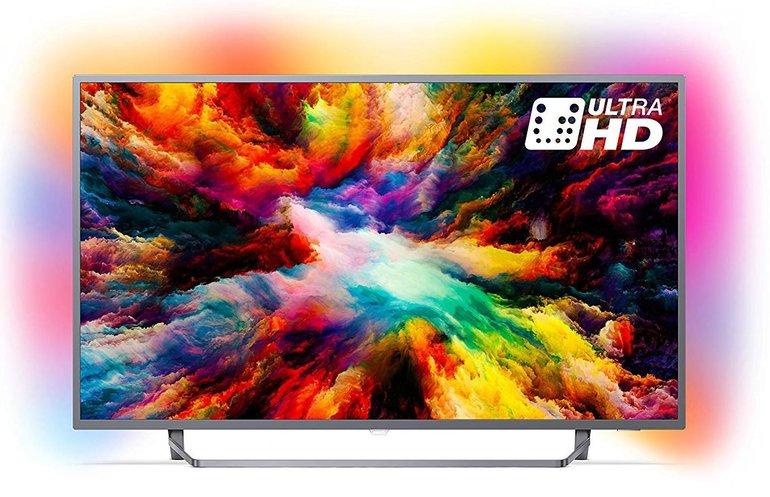 """Philips 65PUS7303/12 - 65"""" 4K-Fernseher (Ultra-HD, 60Hz, Smart TV) für 969€"""