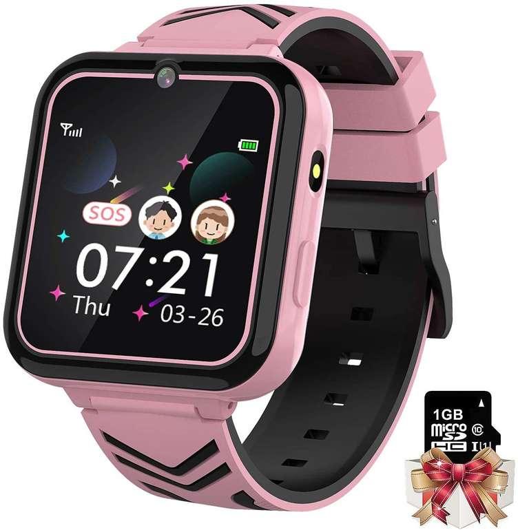 Herq Kinder Smartwatch in 3 Farben für je 19,79€ inkl. Versand (statt 36€)