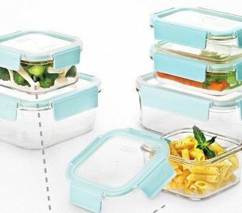 Glasslock Sale mit bis -65% Rabatt - z.B. 6er Set Frischhaltedosen für 34,99€
