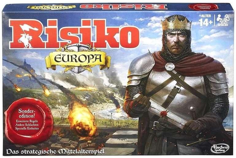 Hasbro Risiko Europa Sonderedition für 15,94€ inkl. VSK (statt 22€)