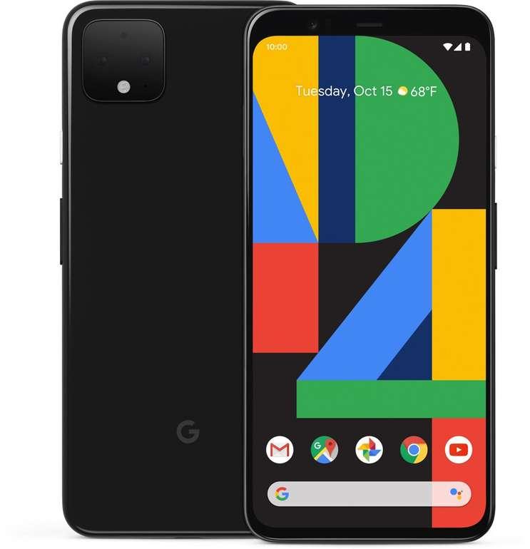 Google Pixel 4 64GB + AKG S30 Bluetooth Lautsprecher + 2 x Google Nest Mini für 499€ (Media Markt Club)