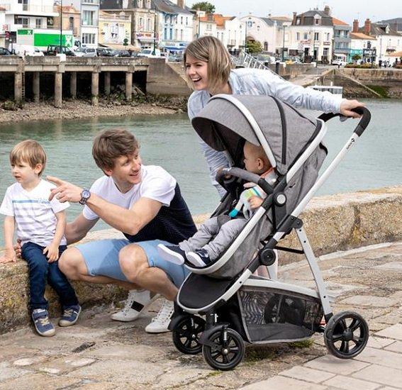 Safety 1st Hello 3-in-1 Kinderwagen für 146,98€ (statt 220€)