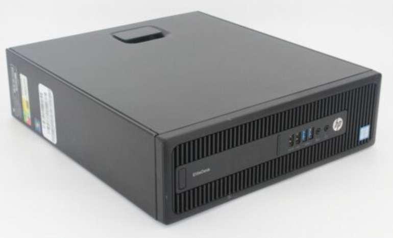 HP ProDesk 600 G2 (Core i5-6600, 3,3 GHz, 8GB RAM DDR4, 500GB SSHD, Windows 10) für 179,90€ (B-Ware)