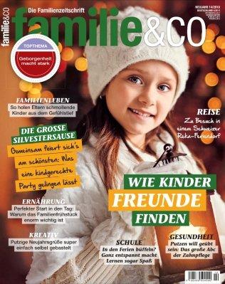 """Jahresabo """"familie&co"""" für 14,95€ inkl. Versand (statt 70,70€)"""