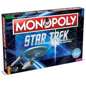 Star Trek Monopoly (Continuum Edition) für 21,48€ inkl. Versand (statt 35€)