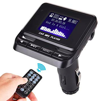TinMiu Bluetooth FM-Transmitter für's Auto nur 14,99€ inkl. Prime Versand