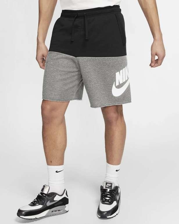 Nike Sportswear Alumni Herren Shorts in 2 Farben für je 25,18€ (statt 37€) - Nike Membership!