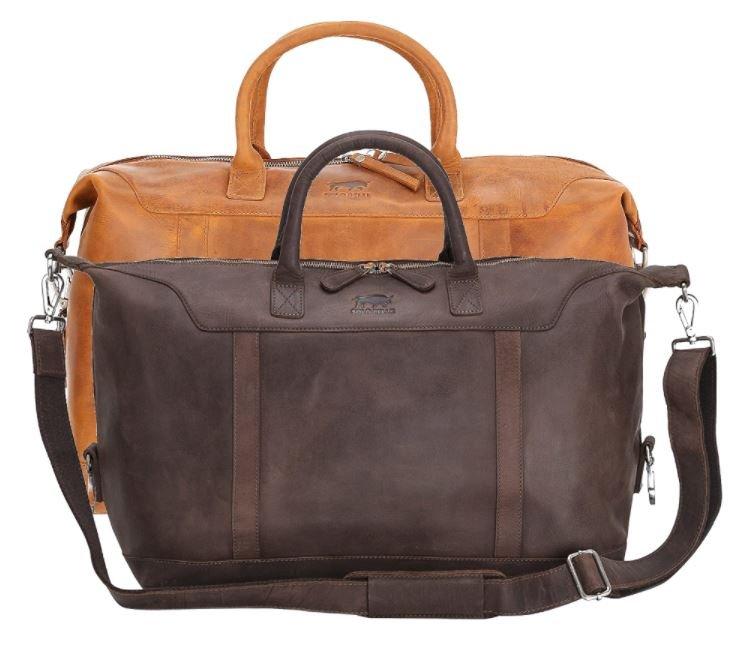 Solo Pelle Reisetasche aus Leder für 129€ inkl. Versand (statt 299€)