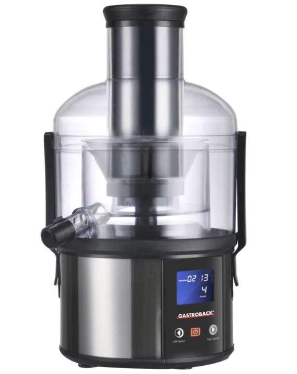 Gastroback Easy Juicer Fun (40125) - Zentrifugal-Entsafter mit 800 Watt für 40,46€ inkl. Versand (statt 71€)