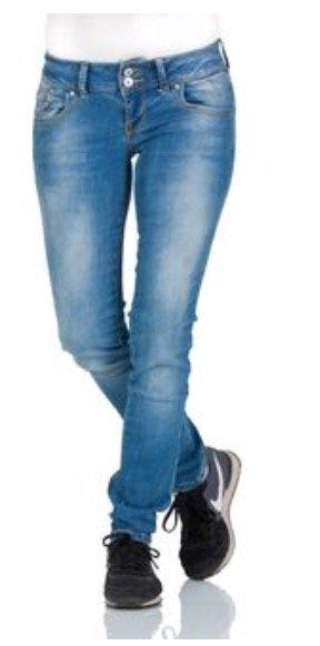 Jeans-Direct: LTB Special Jeans Sale mit bis - 70% + 10% Extra - z.B. Damen Jeans Molly Slim Fit für 33,29€