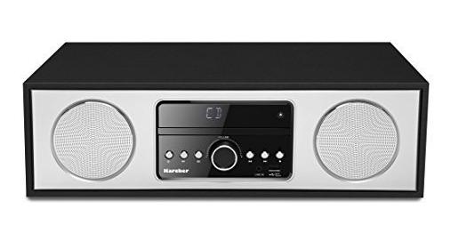 Karcher DAB 4500CD Kompaktanlage mit integriertem CD-Player in schwarz für 99,99€inkl. Versand (statt 138€)