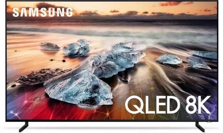 Samsung GQ55Q950RGT - 55 Zoll 8K Q HDR 3000 QLED Smart TV für 1.461,21€ inkl. Versand (statt 2.099€)
