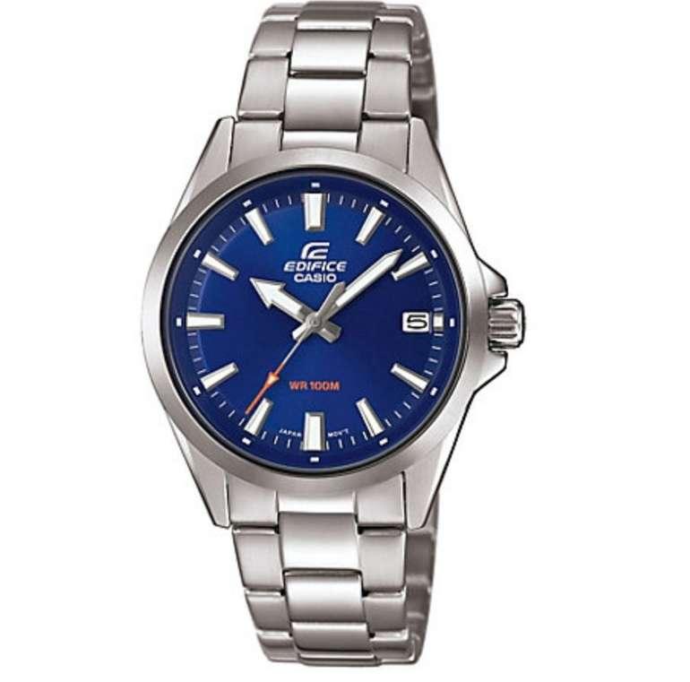 Casio Edifice Classic EFV-110D-2AVUEF Herren Armbanduhr für 59,65€ (statt 72€)