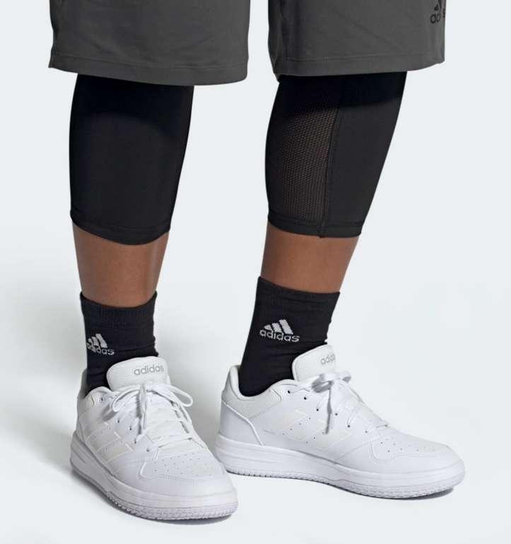 adidas Gametaker Damen Schuhe in Weiß für 38,64€inkl. Versand (statt 44€)