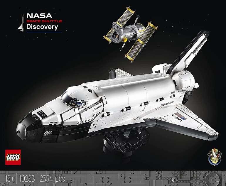 Lego Space Shuttle Discovery (10283) für 169,94€ inkl. Versand (statt 180€)