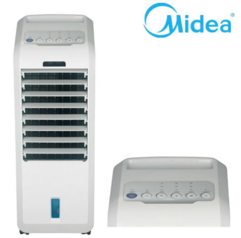Midea AC100-16BR - Oszillierender Luftkühler mit Fernbedienung für 89,90€