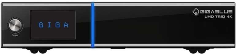 GigaBlue UHD Trio 4K Linux Receiver für 101,92€ inkl. Versand