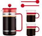 Schnell! Bodum Kaffeeset (+ zwei Tassen) für 7€ bei Abholung (statt 28€)