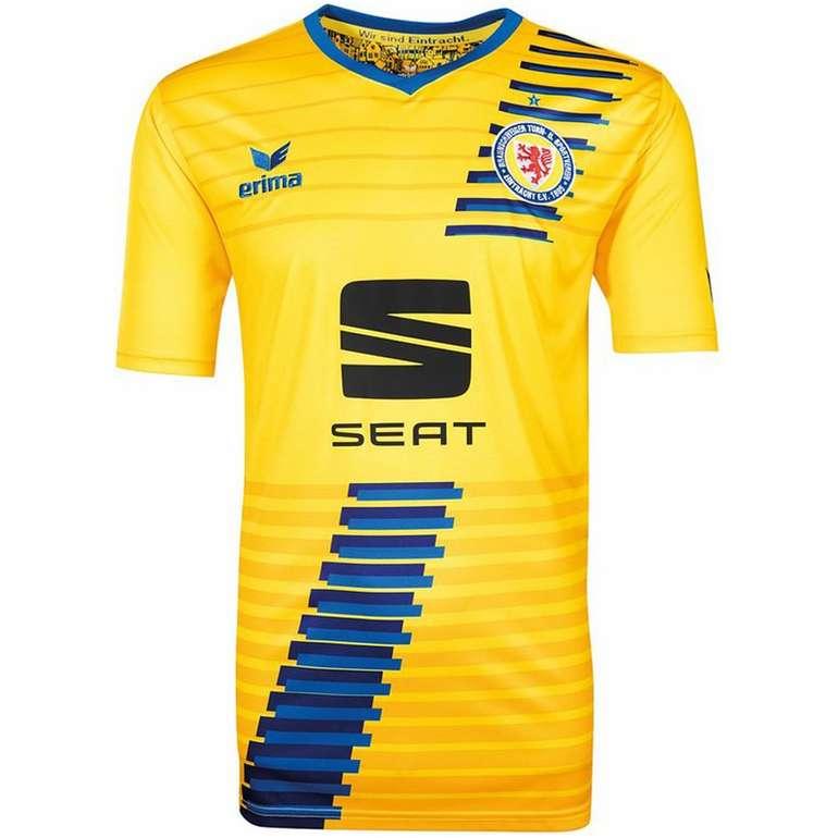 Sportspar: Erima Fanartikel Sale, z.B. Eintracht Braunschweig Heim 18/19 für 23,94€ (statt 28€)