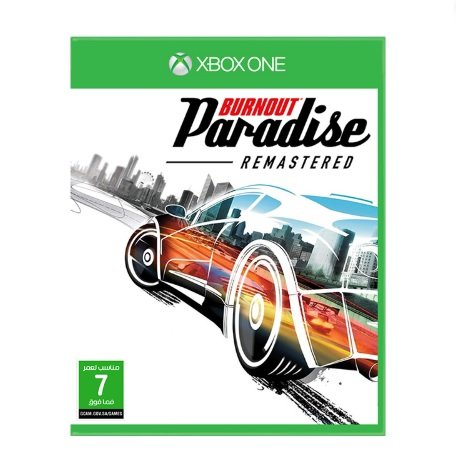 Burnout Paradise Remastered X-Box One für 5,89€ (statt 9,39€)