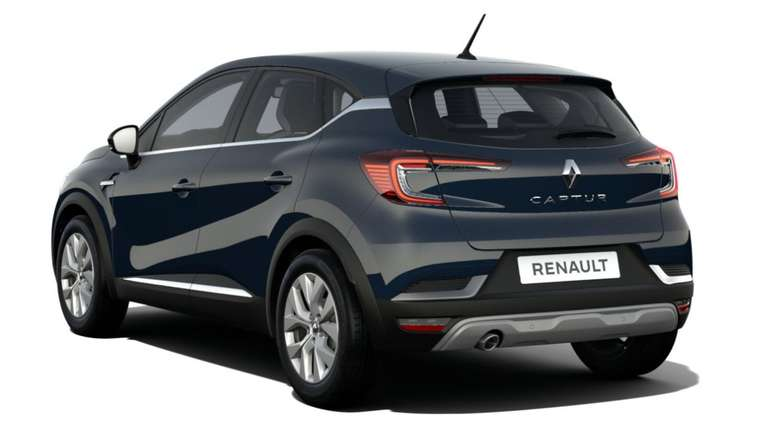Gewerbe Leasing: Renault Captur Business Edition E-Tech Plug-in (160 PS) für 87,98€ mtl. (ÜF: 799€ , BAFA, LF: 0,32)