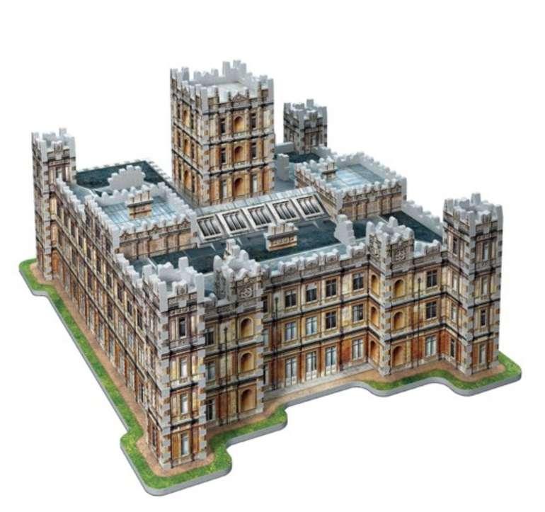 Wrebbit - Downtown Abbey Puzzle (890 Teile) für 32,95€ inkl. Versand (statt 41€)