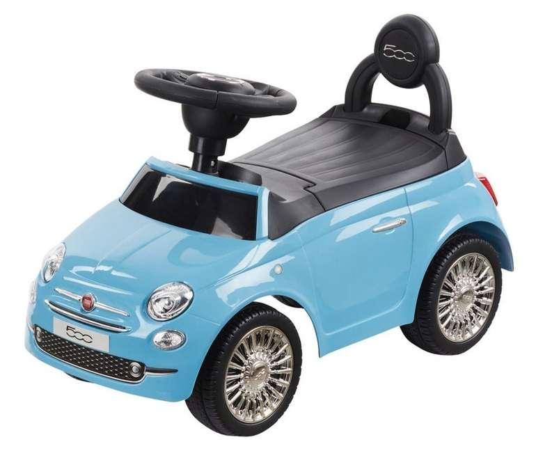 Jamara Kinder Rutscher Fiat 500 in blau für 39,94€ inkl. Versand (statt 47€)