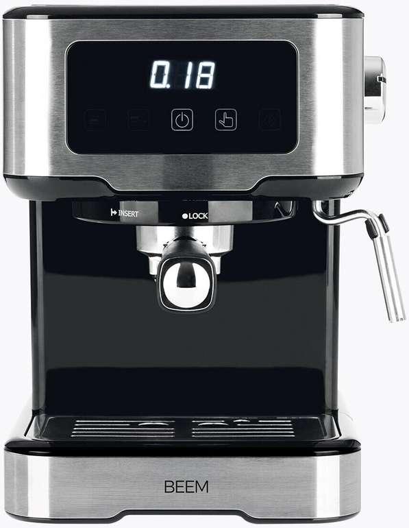 Beem Espresso Touch Siebträgermaschine mit 15 Bar für 98,99€ inkl. Versand (statt 120€)