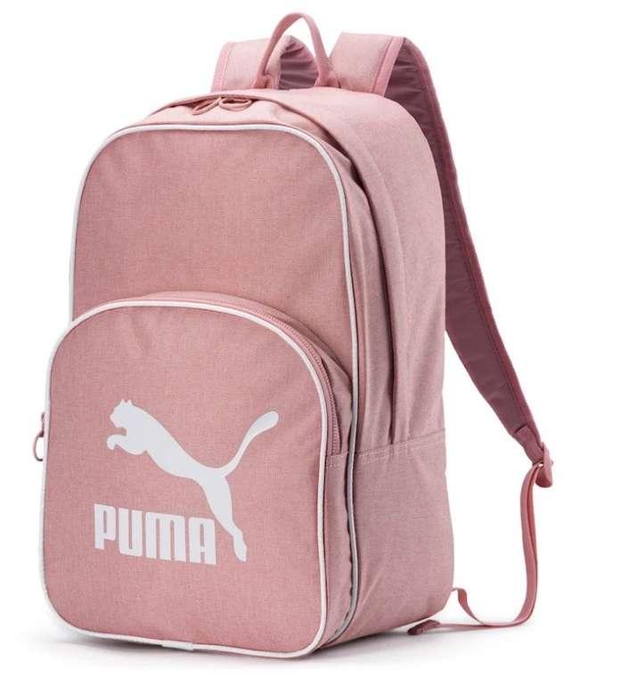 Puma Originals Retro Rucksack in 2 Farben für 17€ (statt 34€)