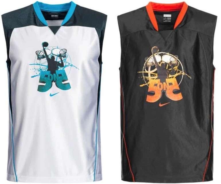 Nike Basketball Game Kinder Trikots (2 Modelle) für je 7,28€ inkl. Versand (statt 10€)