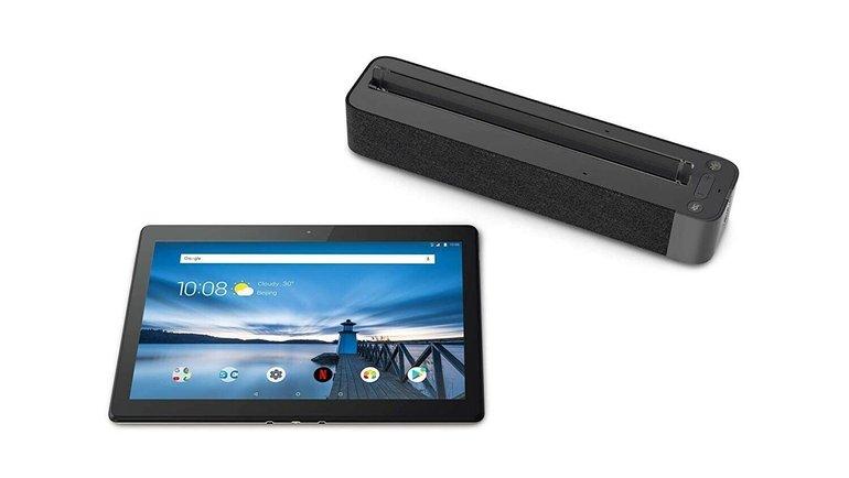 """Lenovo M10 - 10,1"""" Tablet (Alexa, 16 GB, LTE) für 109,90€ inkl. VSK (Retourenware)"""