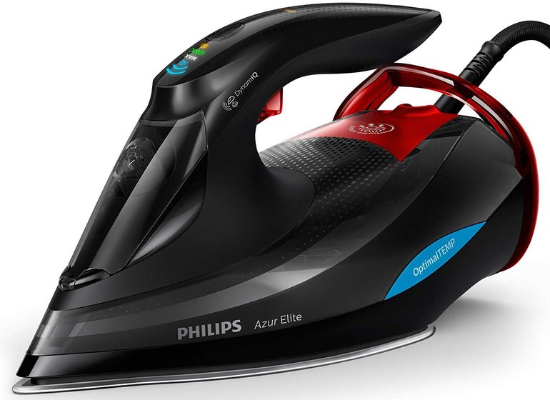 Vorbei! Philips GC5037/80 Dampfbügeleisen für 34,99€ (statt 129€)