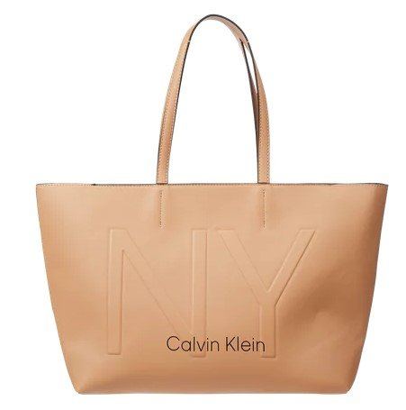 "Calvin Klein Shopper ""Must"" in Leder-Optik für 69,99€ (statt 109€)"