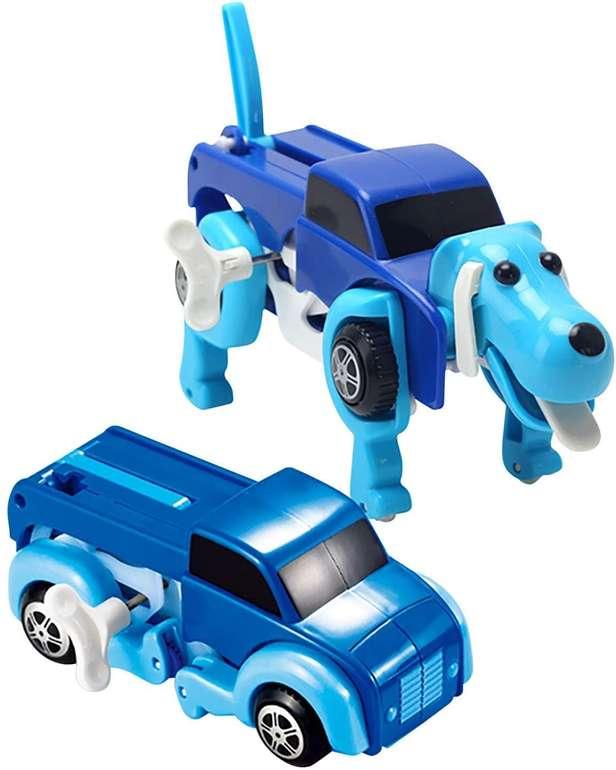 Hingpy Aufziehspielzeug Hund/Auto bzw. Dinosaurier/Auto für 10€ inkl. Versand (statt 20€)