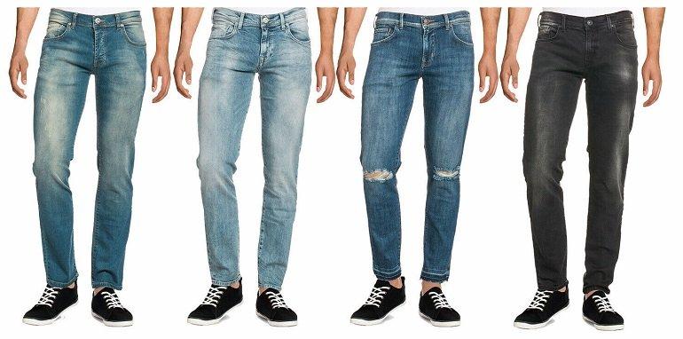 Verschiedene LTB Herren Jeans 2