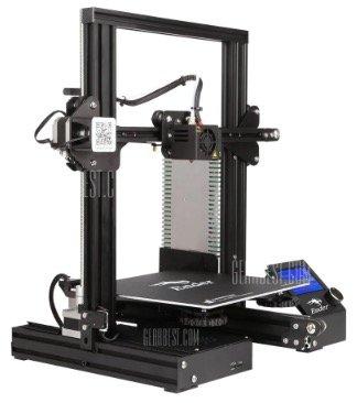 Creality3D Ender - 3 DIY 3D Drucker für 167,32€ inkl. Versand (statt 190€)