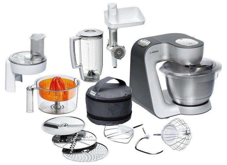 Bosch MUM9DD5S11 OptiMUM Küchenmaschine für 404,95€ inkl. Versand