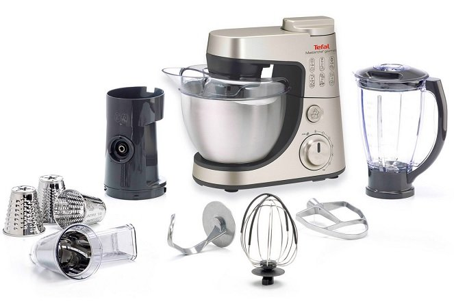 Tefal QB404H38 Masterchef Gourmet Küchenmaschine für 148,90€ (statt 200€)