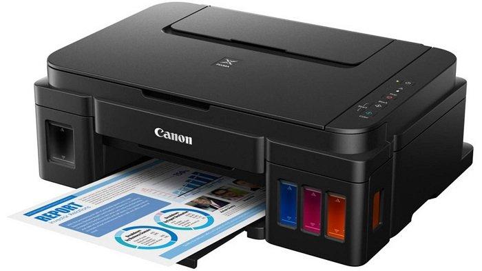Canon PIXMA G2501 Tintenstrahl-Multifunktionsdrucker für 149€ (statt 215€)