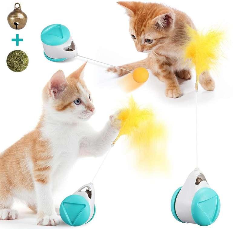 Joseko Balance Katzenspielzeug für 8,39€ inkl. Prime Versand (statt 14€)