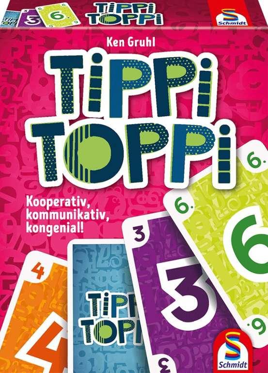 Schmidt Spiele 75051 - Tippi Toppi Familienkartenspiel für 4,58€ inkl. Versand (statt 10€) - Thalia Club
