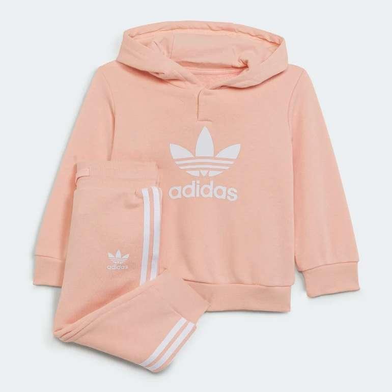 adidas Originals Adicolor Baby Hoodie-Set für 27€ inkl. Versand (statt 35€)