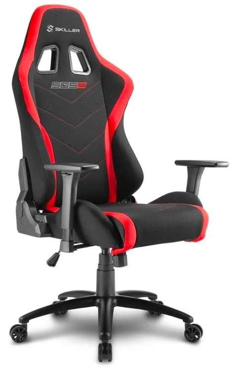 Sharkoon Skiller SGS2 Gaming Stuhl für 139,90€ inkl. Versand (statt 175€)